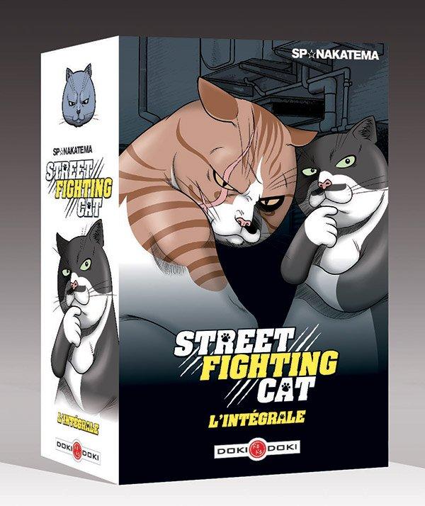 Un coffret pour Street Fighting Cats