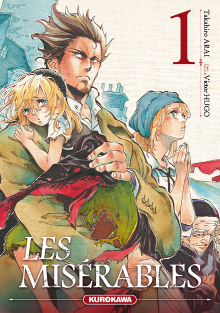 La France illustrée par le manga