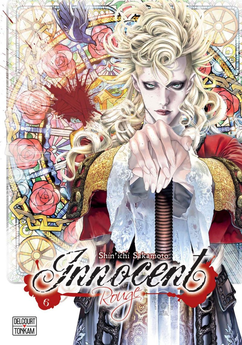 Un artbook pour Innocent Rouge