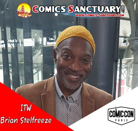 ITW de Brian Stelfreeze [Comic Con Paris 2018]