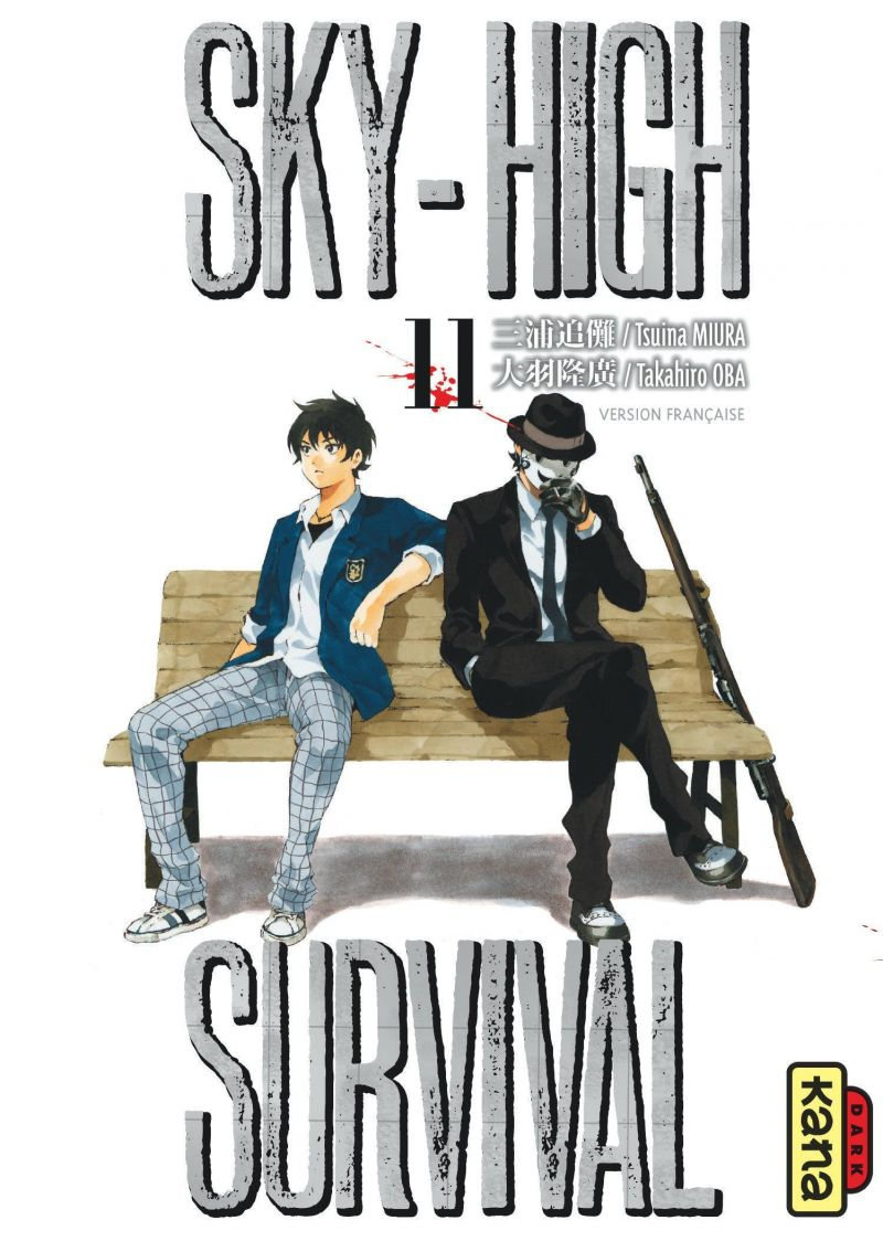 Critique Sky High survival  11