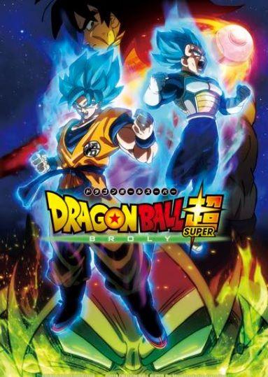 Le film 'Dragon Ball Super: Broly' acquis par VIZ Media Europe