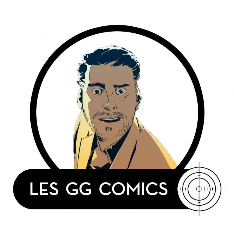 Les GG comics HS #3 : ITW de NICOLAS PETRIMAUX