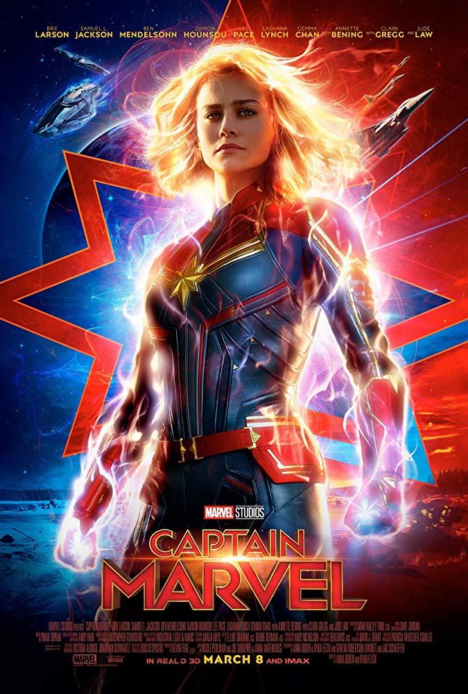 Bande-annonce : Captain Marvel