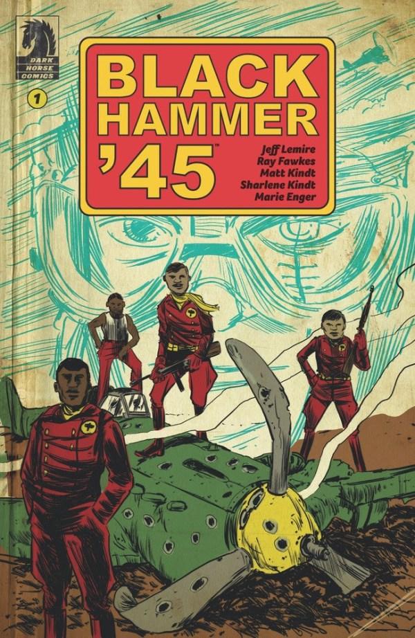 Actu V.O. : Black Hammer...en 1945 !