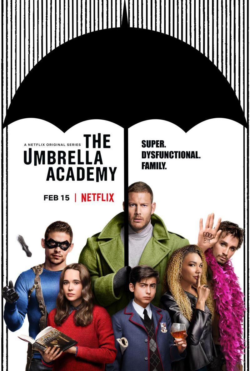 Teaser : Umbrella Academy