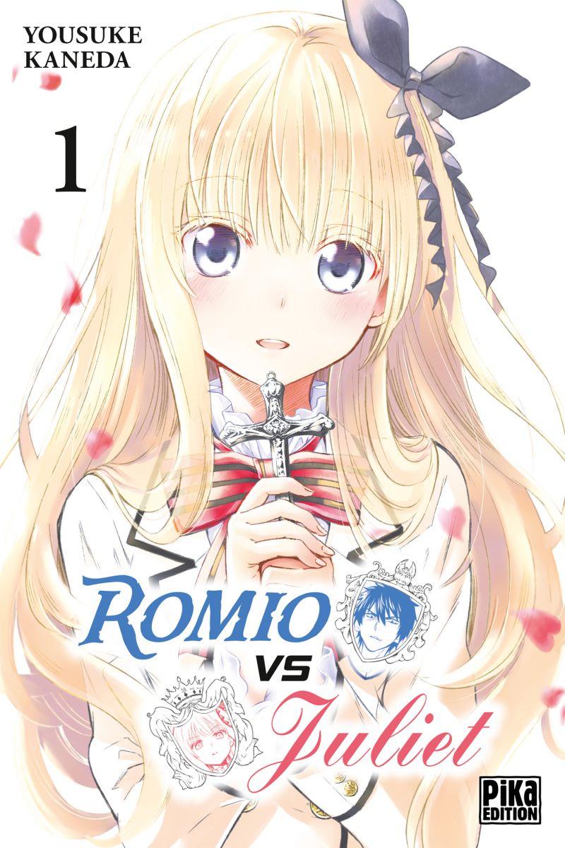 Romio Vs Juliet en mars chez Pika !