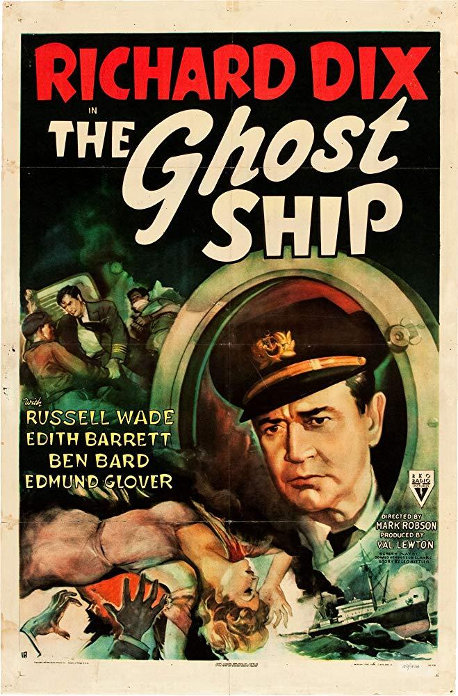 Retour vers le passé : Le Vaisseau Fantôme (1943)