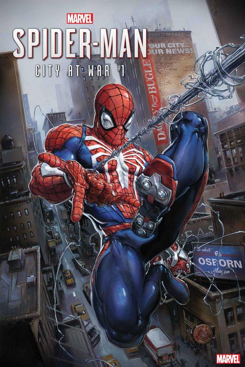 Actu V.O. : Une mini-série pour le Spider-Man PS4 !