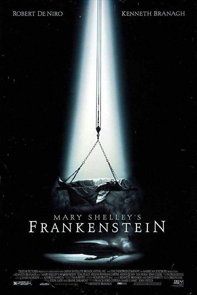 Retour vers le passé : Frankenstein (1994)