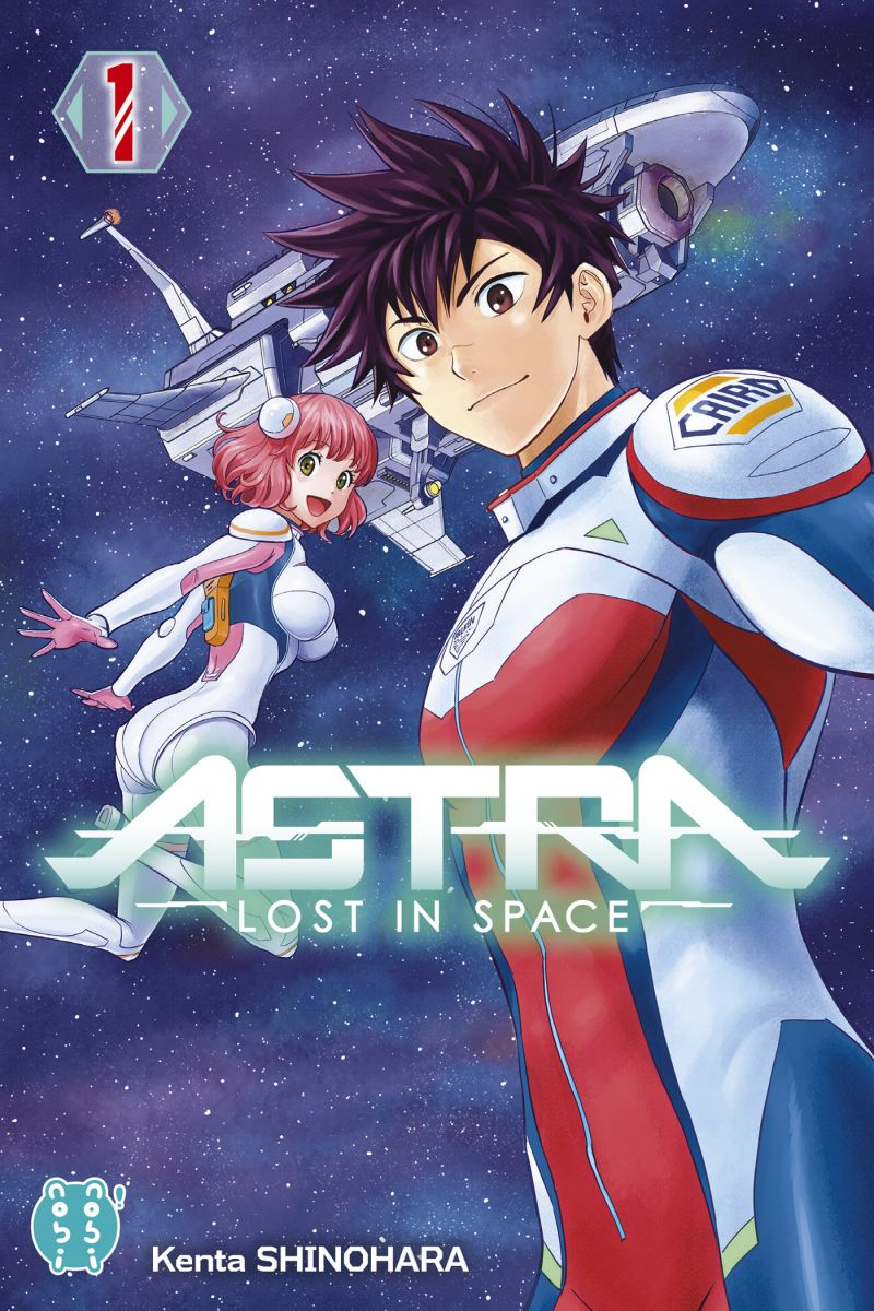 'Astra - Lost in Space' en mars chez Nobi Nobi!