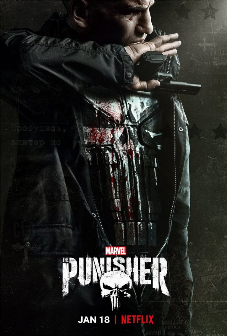 Bande-annonce : Punisher, saison 2