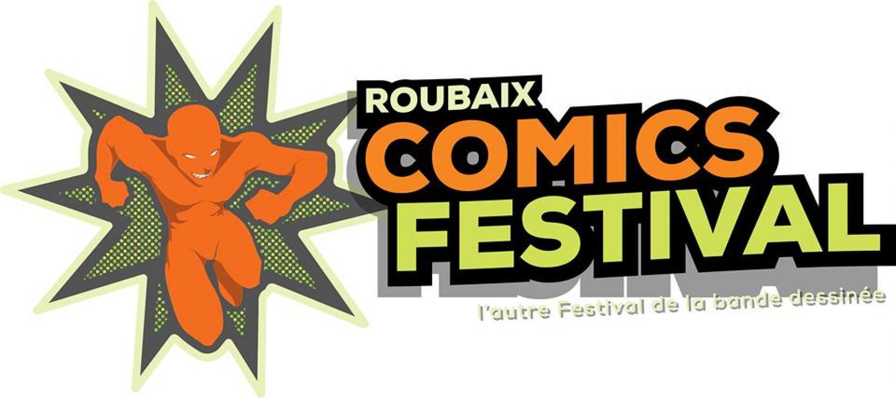 Le Roubaix Comics Festival - Le nouveau LCF !