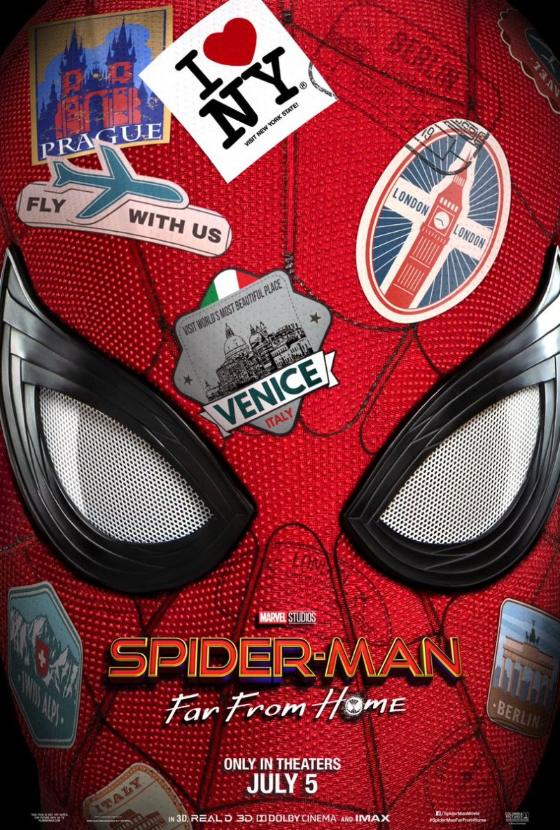 Bande-annonce : Spider-Man - Far from home
