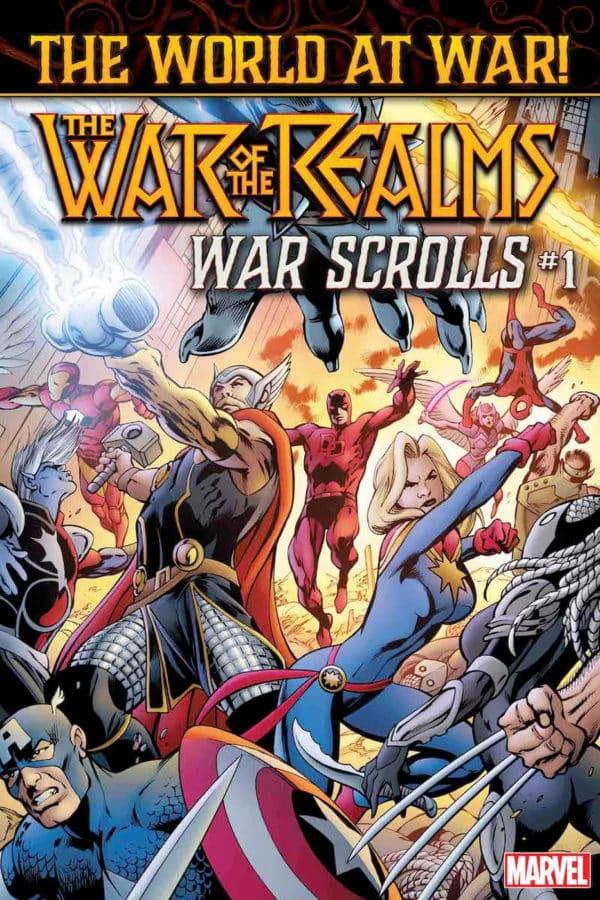 Actu V.O. : The War of the Realms - Les mini-séries !