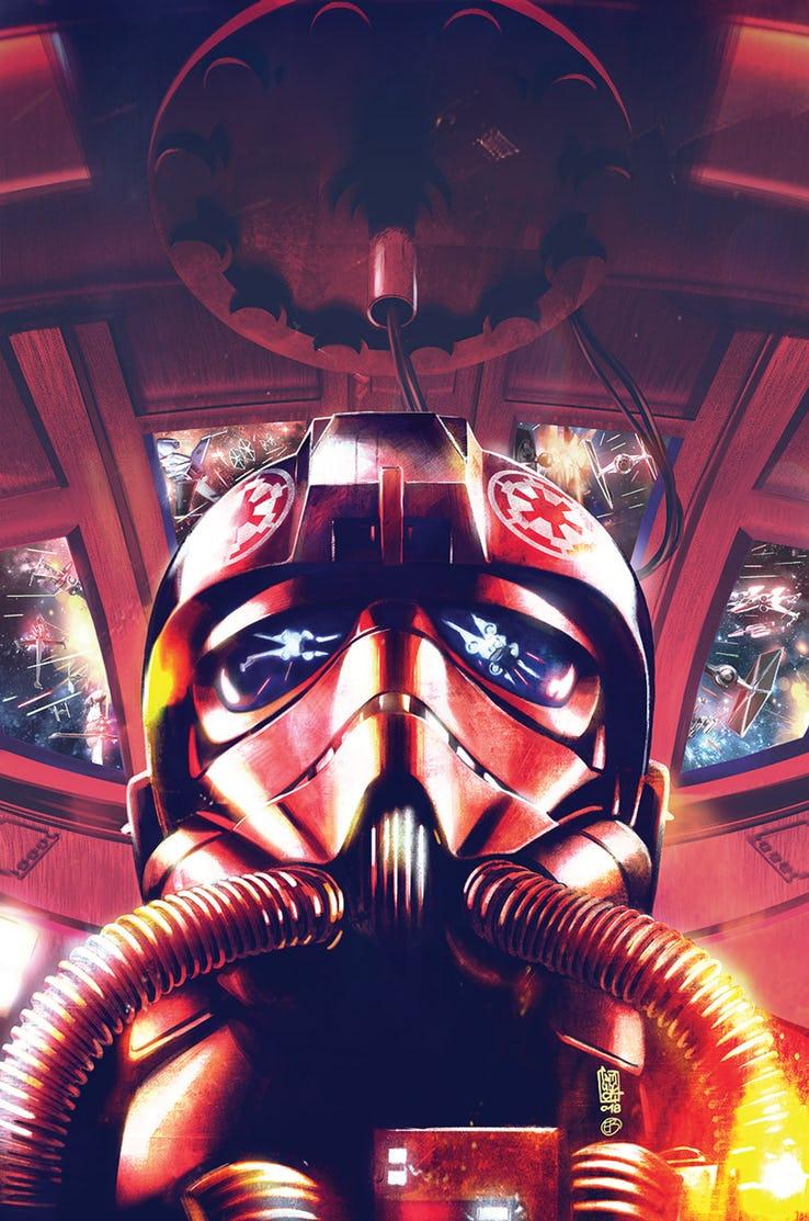 Actu V.O. : Star Wars - TIE Fighter !