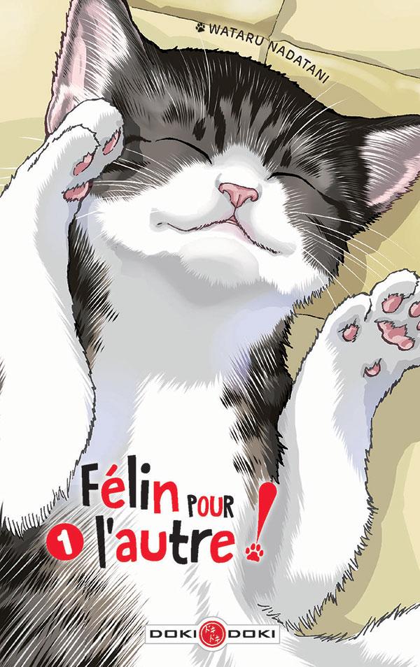 Félin Pour l'Autre! : une comédie poilue à découvrir chez Doki-Doki !
