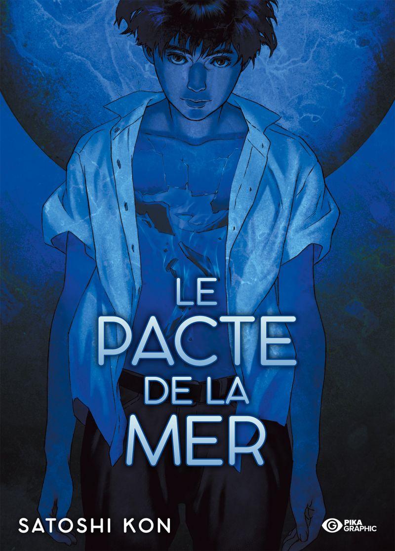 Le Pacte de la Mer s'offre une réédition collector chez Pika !