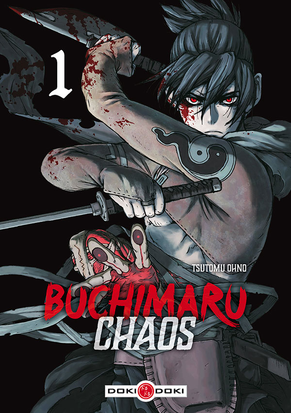 Buchimaru Chaos : une chasse aux dieux sanglante chez Doki-Doki !