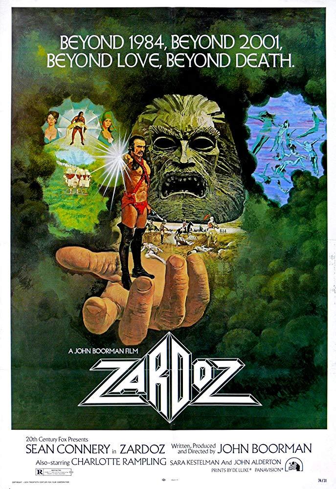 Retour vers le passé : Zardoz (1974)
