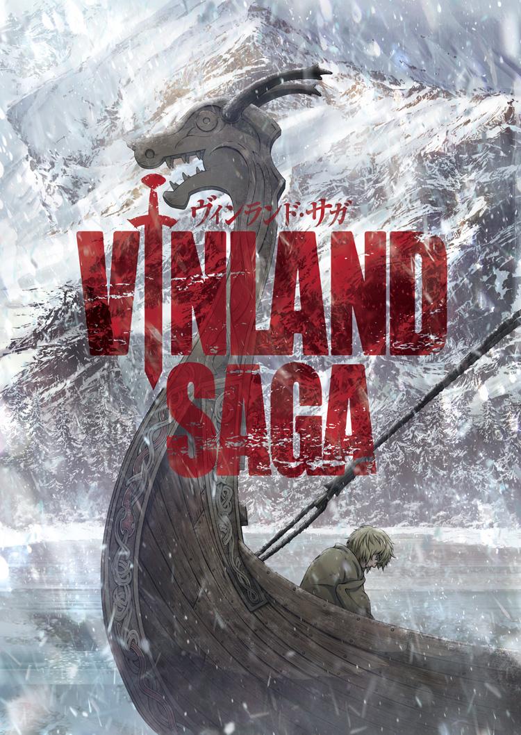 Teaser Vinland Saga