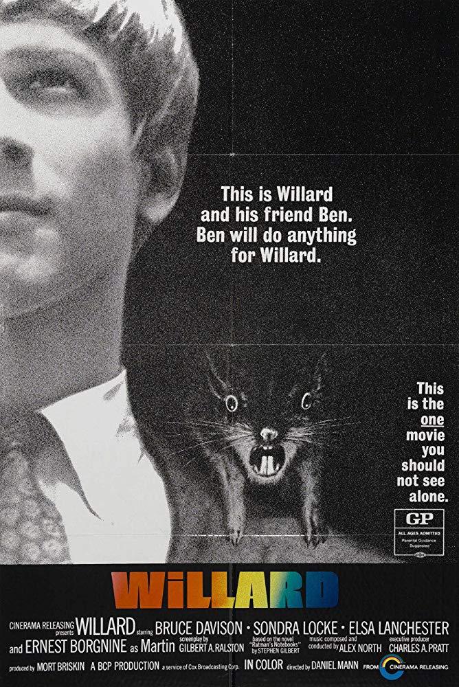 Retour vers le passé : Willard (1971)