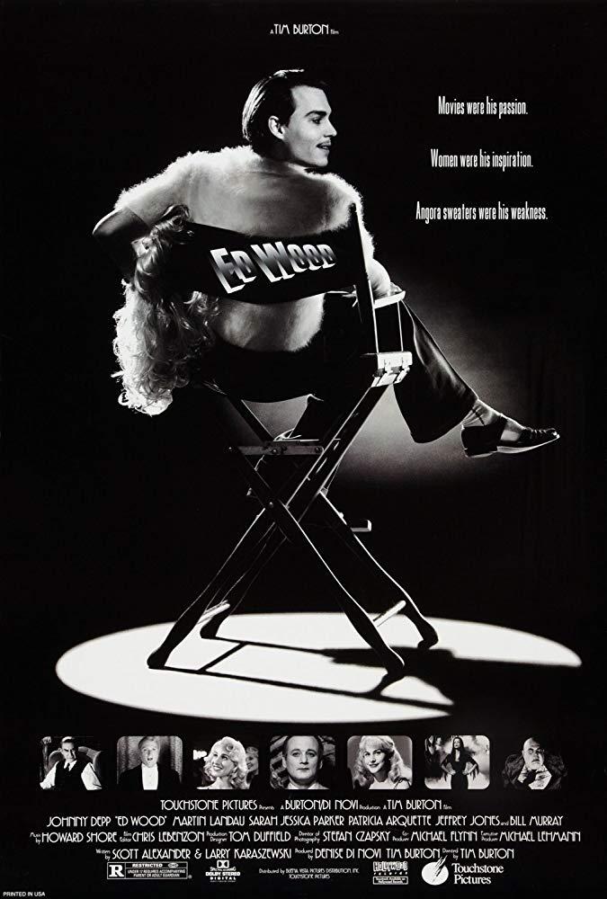 Retour vers le passé : Ed Wood (1994)