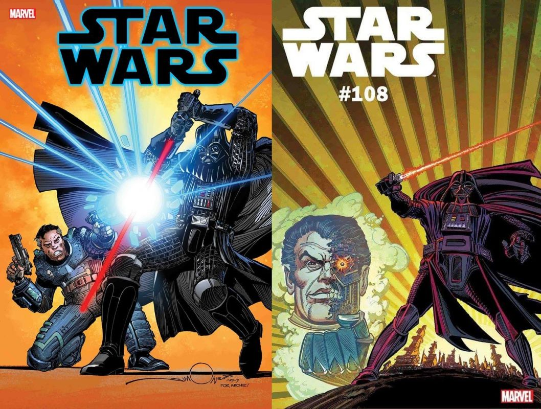 Actu V.O. : Star Wars #108 !