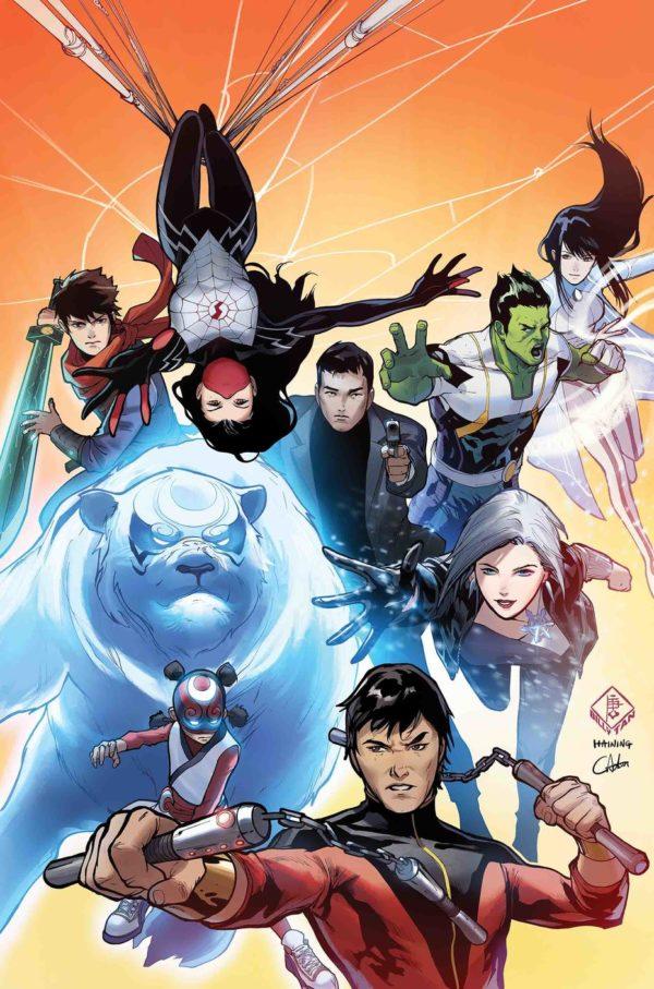 Actu V.O. : La Guerre des Royaumes déferle sur l'univers Marvel !