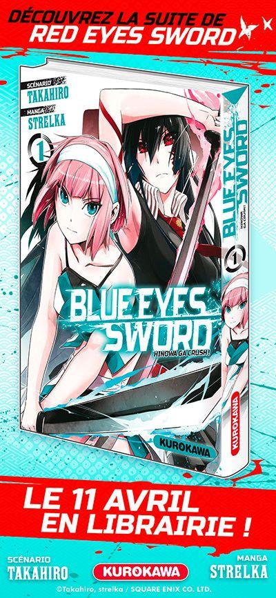 Blue Eyes Sword chez Kurokawa