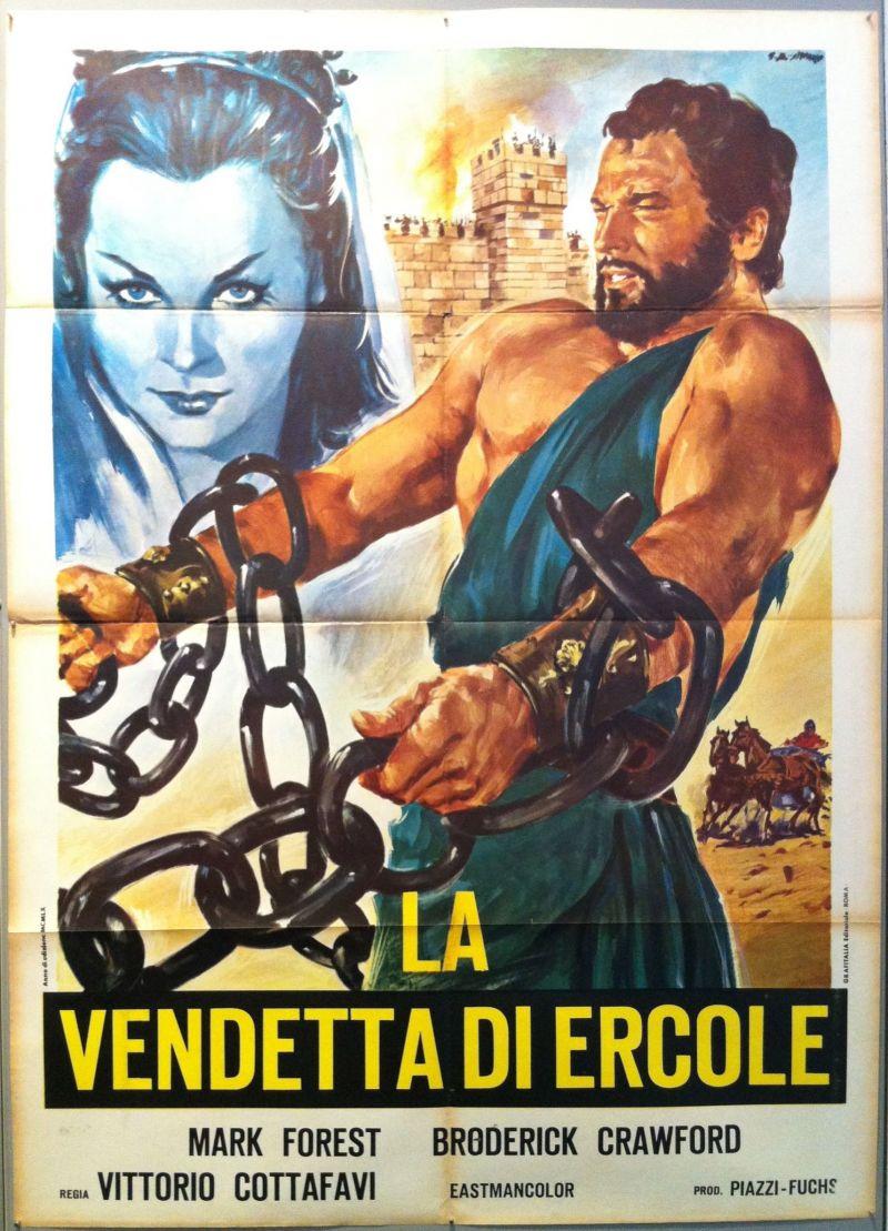 Retour vers le passé : La Vengeance d'Hercule (1960)