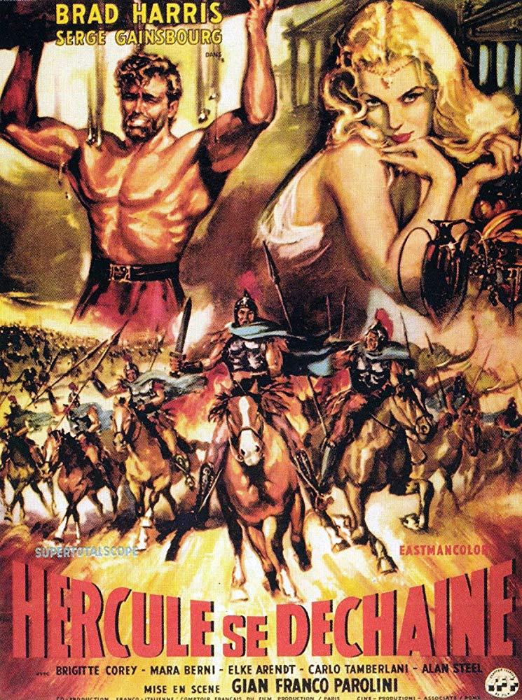 Retour vers le passé : Hercule se déchaîne (1962)