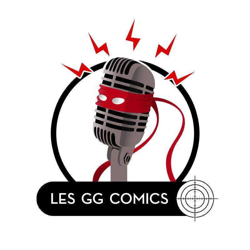 Les GG comics #043 : Les multivers sont ils sous exploités ? (Live Roubaix Comics Festival 2019)