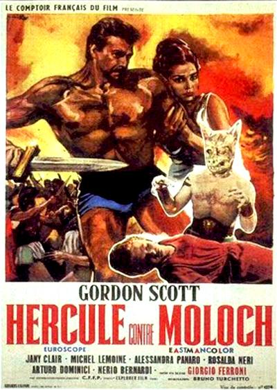 Retour vers le passé : Hercule contre Moloch (1963)