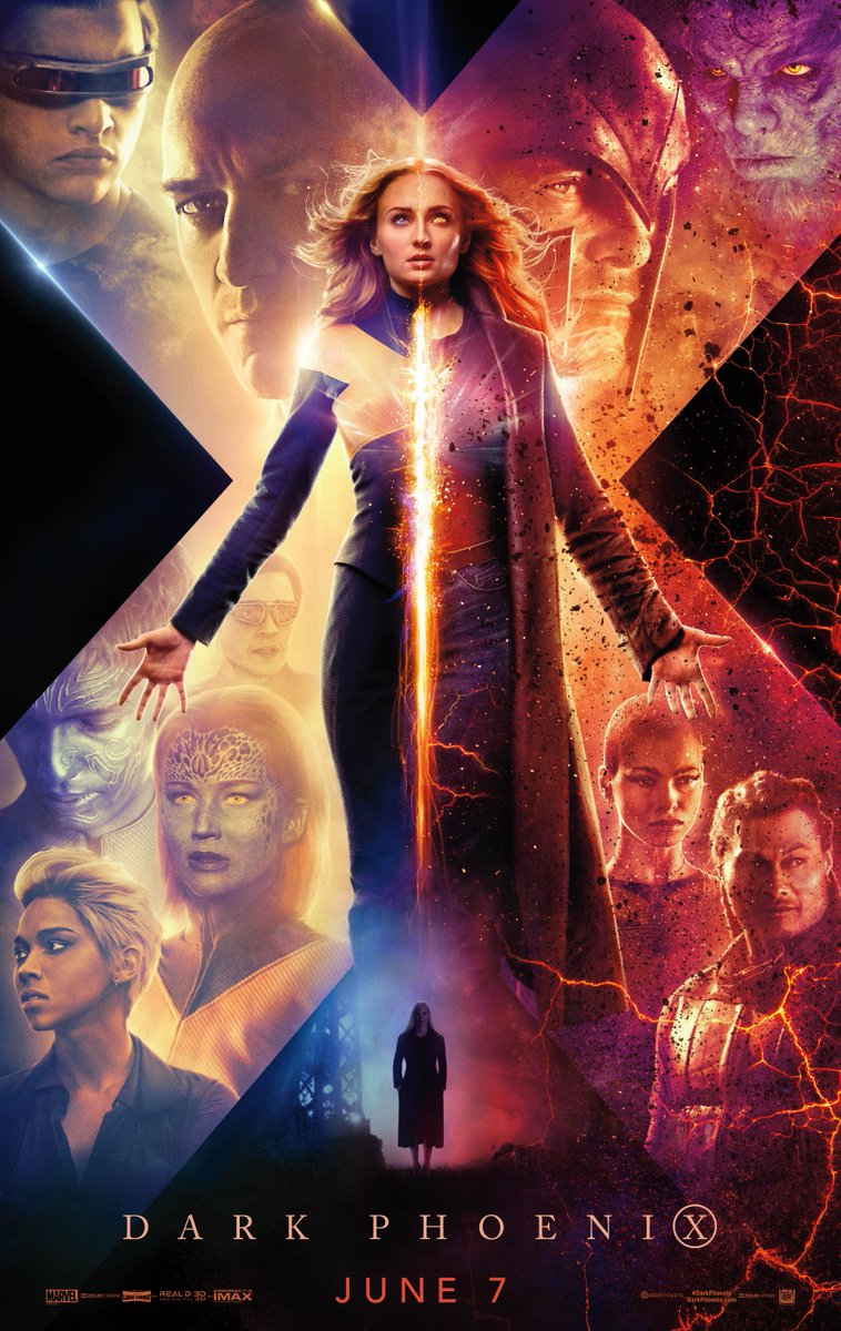 Bande-annonce : X-Men - Dark Phoenix