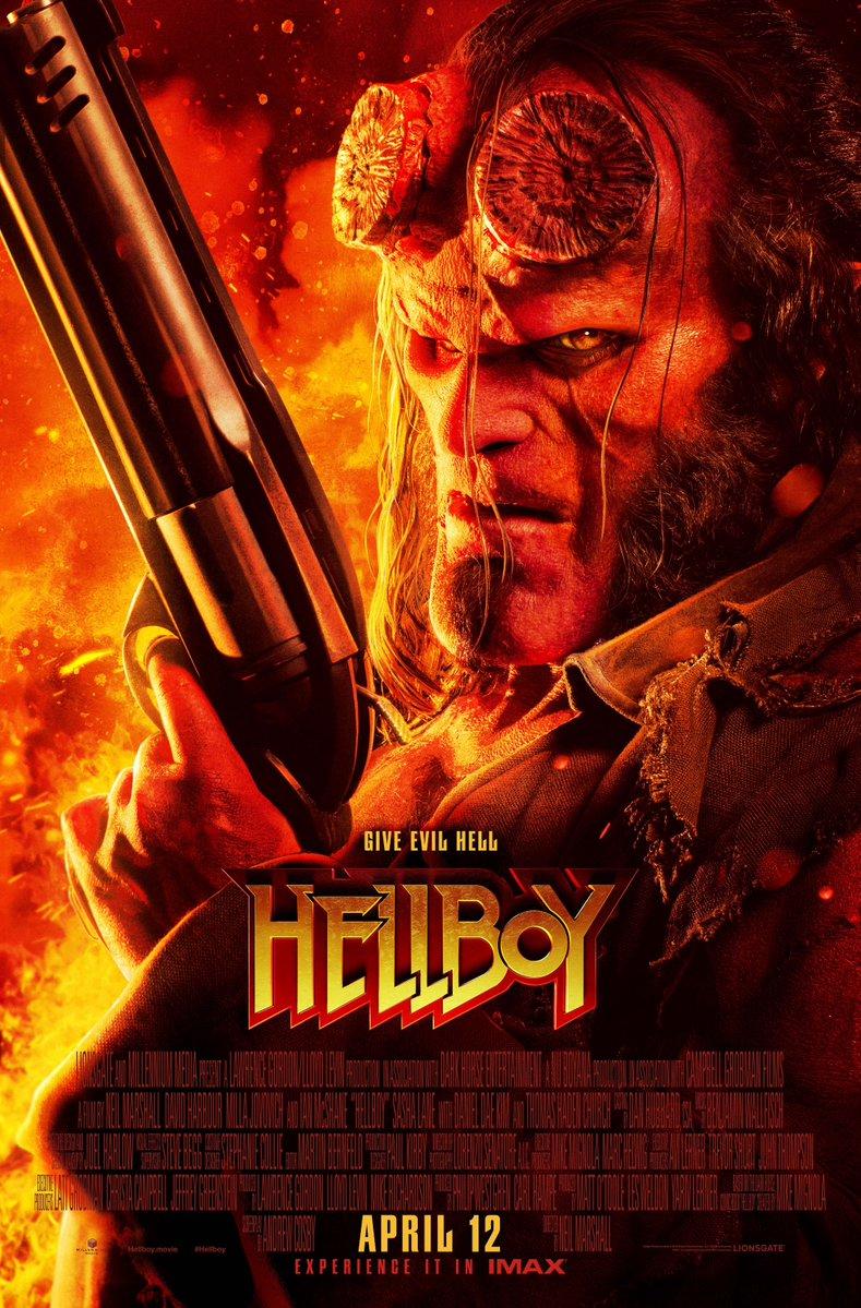 Bande-annonce : Hellboy