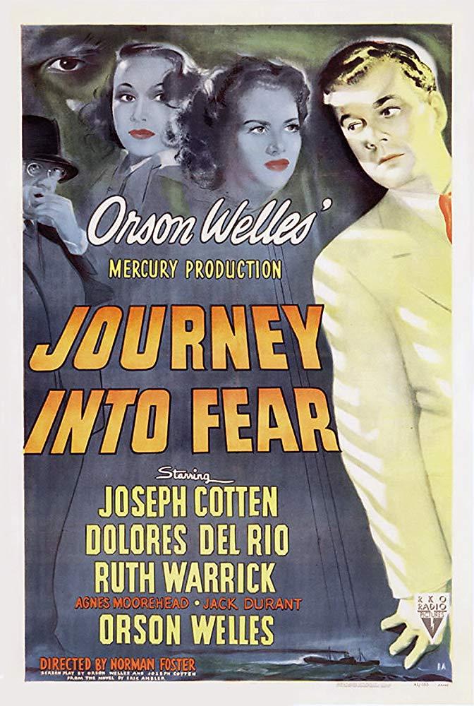 Retour vers le passé : Voyage au pays de la peur (1943)
