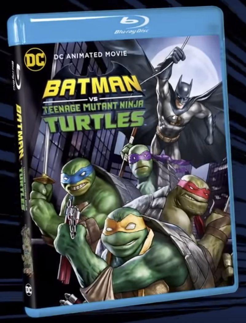 Bande-annonce : Batman et les Tortues Ninja !