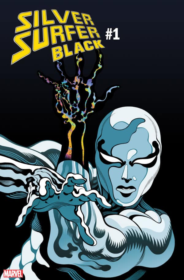 Actu V.O. : Silver Surfer Black