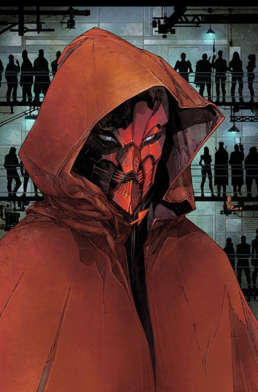 SOLLICITATIONS DC COMICS - JUIN 2019