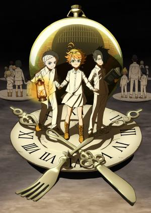 Une saison 2 pour The Promised Neverland