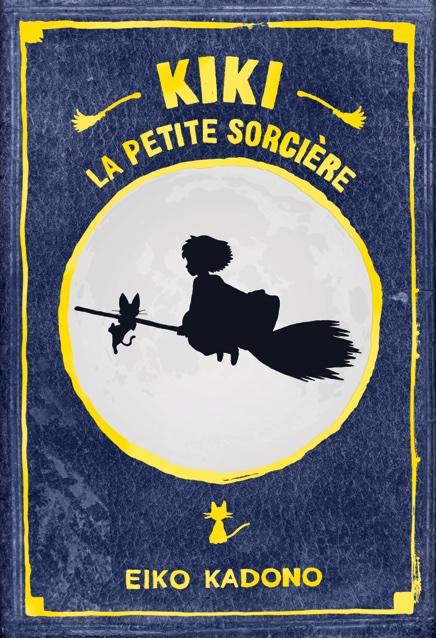 Kiki La Petite Sorcière chez Ynnis Editions