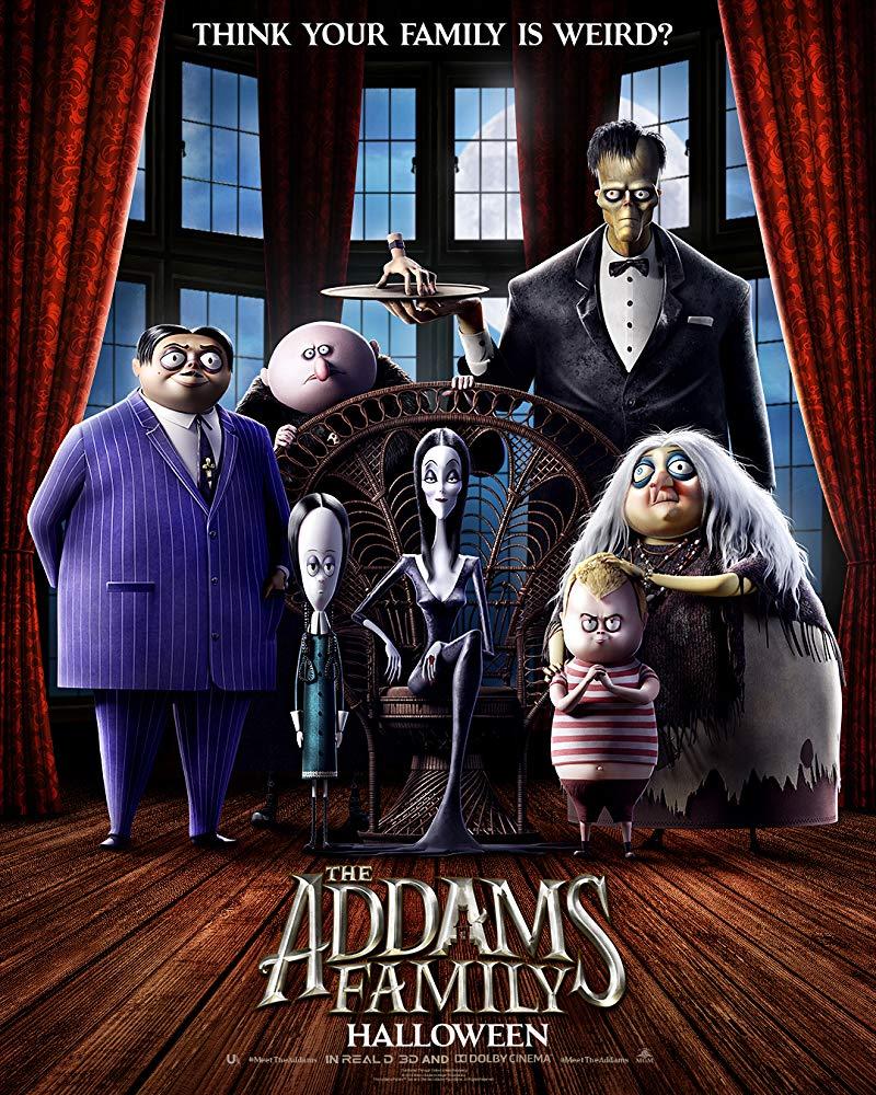 Bande-annonce : La Famille Addams