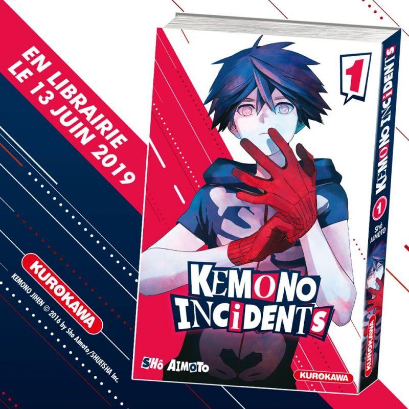Kemono Incidents chez Kurokawa
