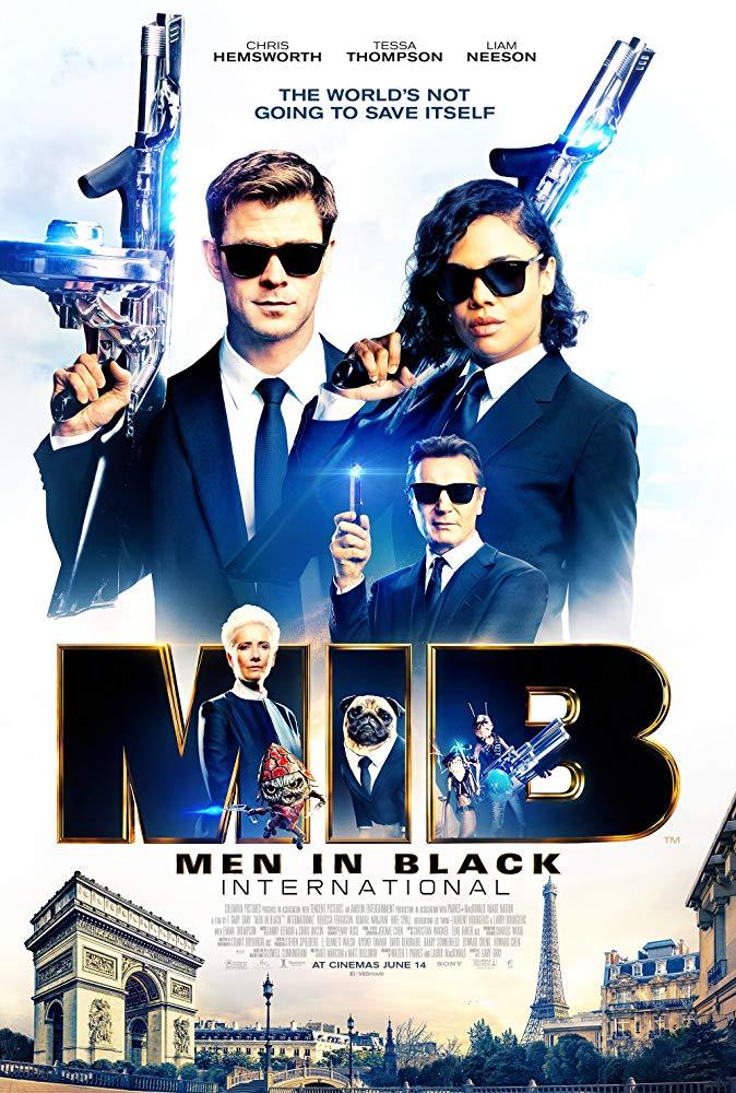 Bande-annonce : Men in Black International