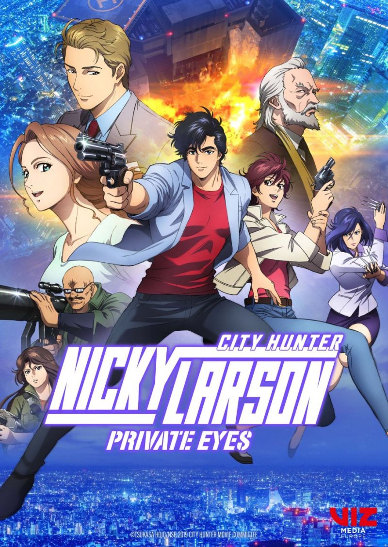 Nicky Larson Private Eyes au cinéma