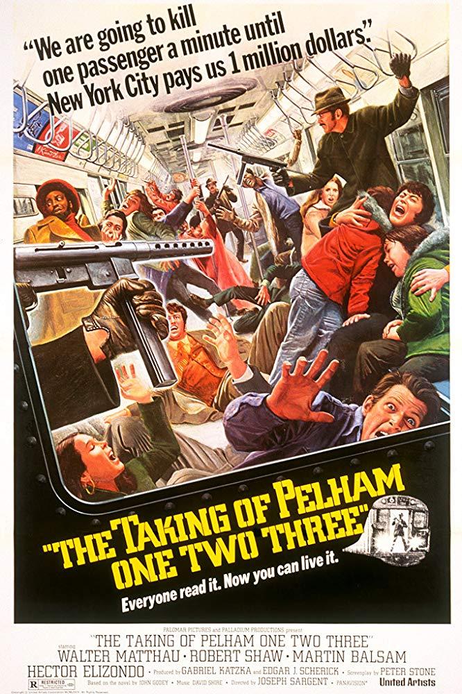Retour vers le passé : Les Pirates du Métro (1974)