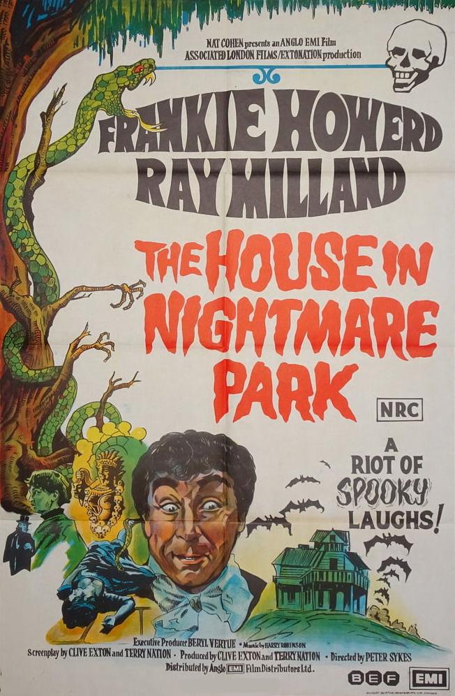 Retour vers le passé : The House in Nightmare Park (1973)