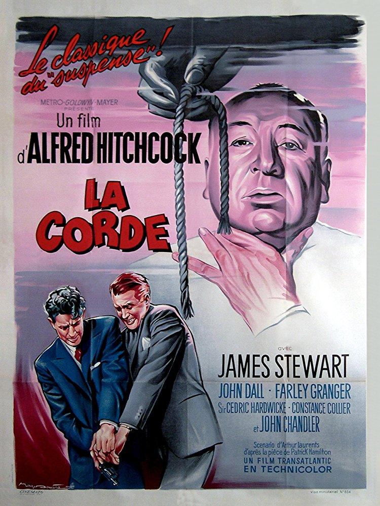 Retour vers le passé : La Corde (1948)