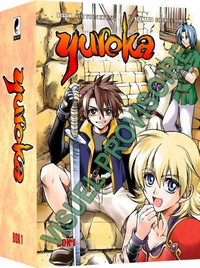 Un coffret pour Yureka
